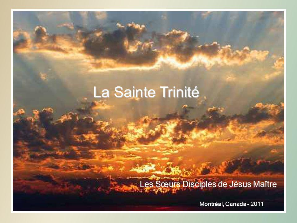 La Sainte Trinité Les Sœurs Disciples de Jésus Maître