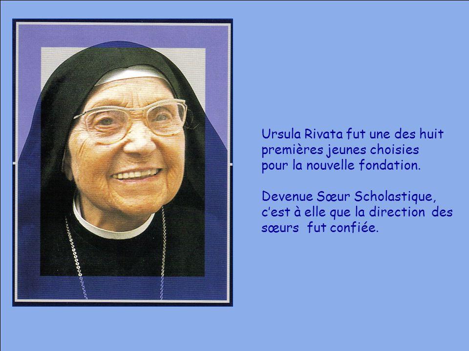 Ursula Rivata fut une des huit