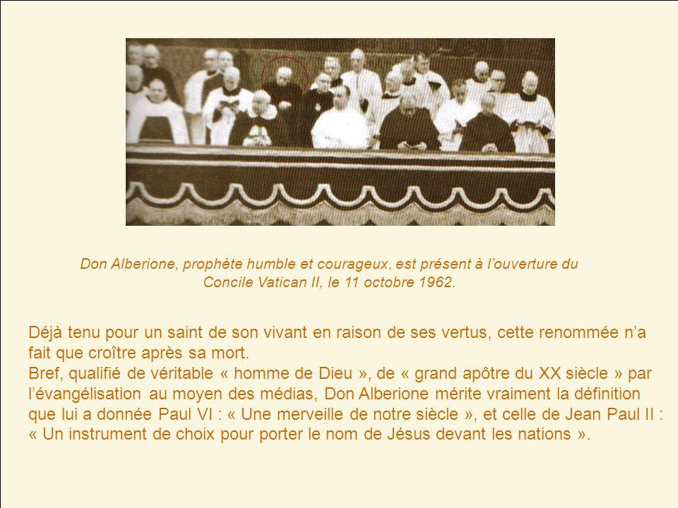 Concile Vatican II, le 11 octobre 1962.