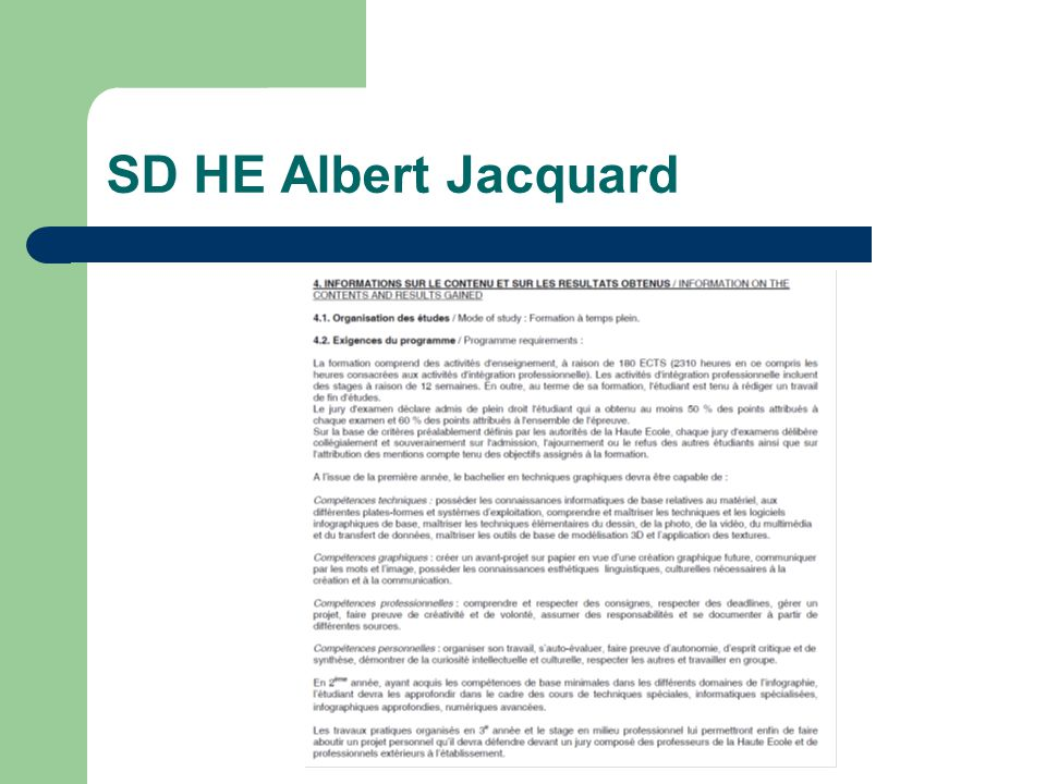 SD HE Albert Jacquard