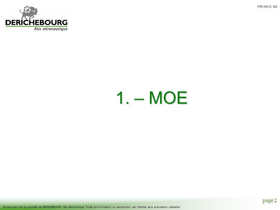 1. – MOE