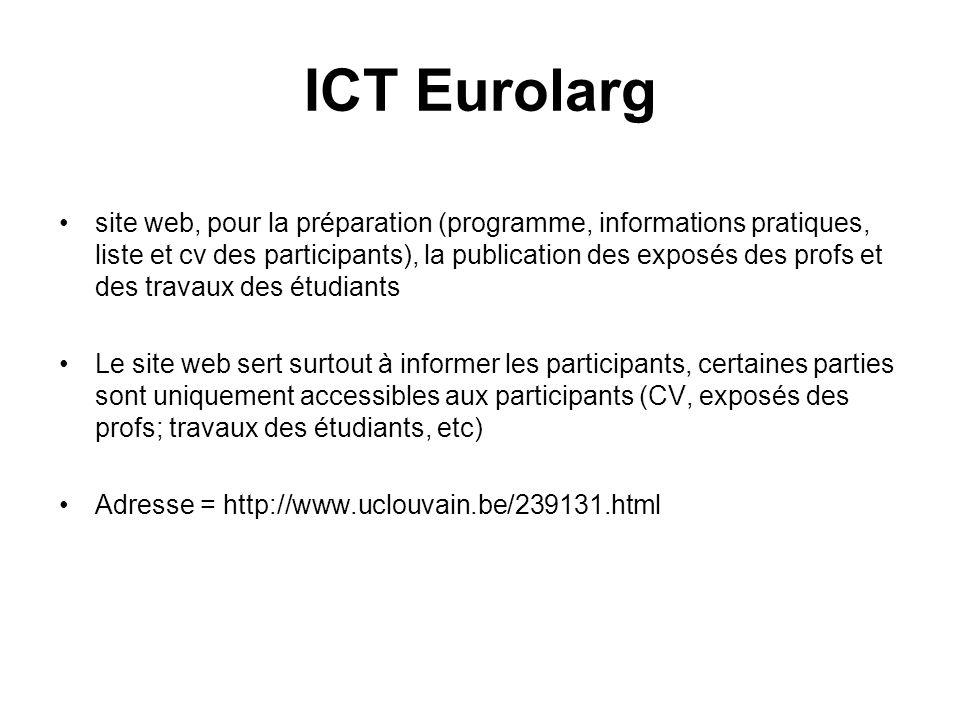 ICT Eurolarg