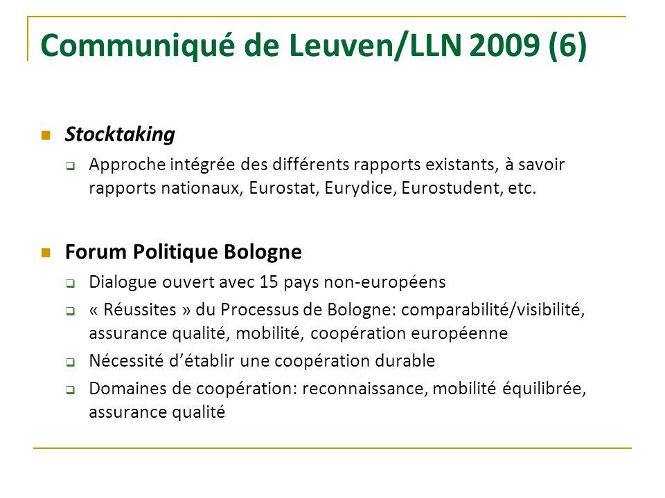 Communiqué de Leuven/LLN 2009 (6)