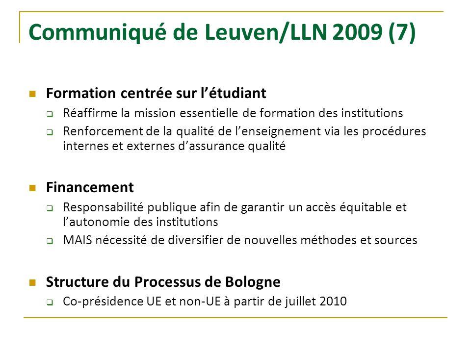 Communiqué de Leuven/LLN 2009 (7)