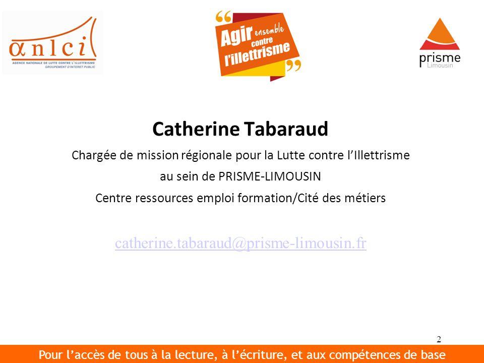 Catherine Tabaraud catherine.tabaraud@prisme-limousin.fr