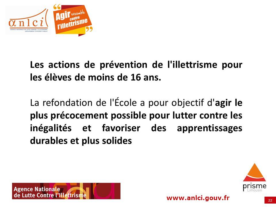 www.anlci.gouv.fr recrutement de nouveaux maîtres