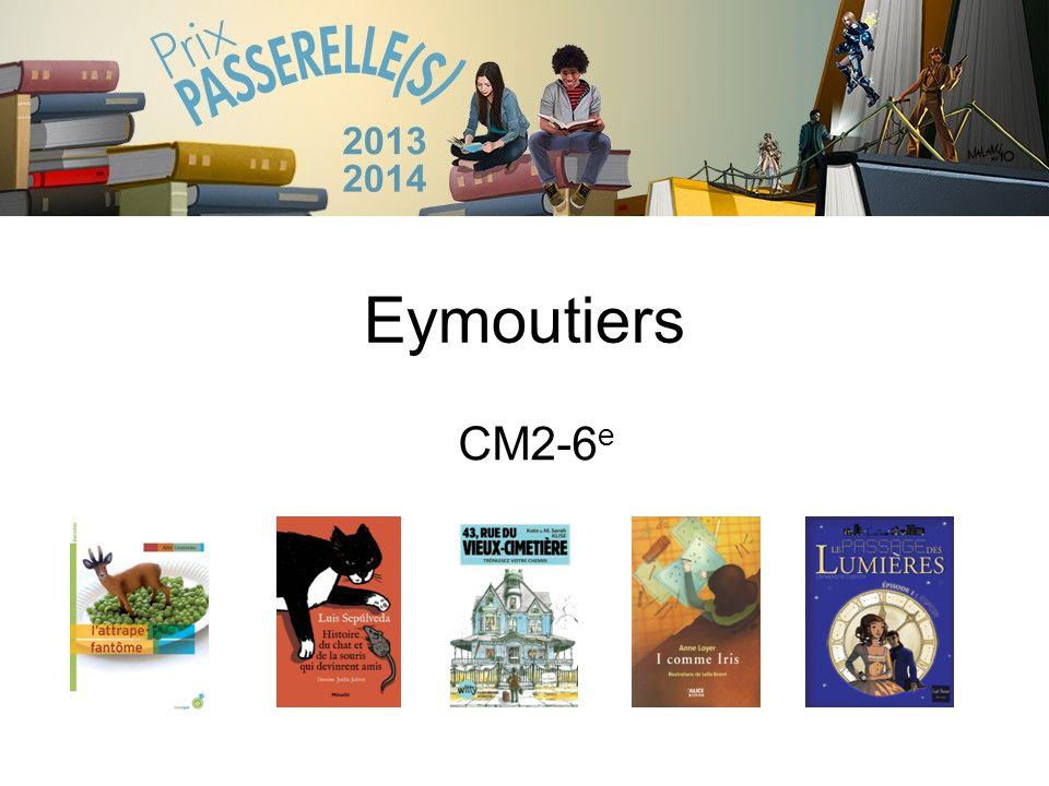 Eymoutiers CM2-6e