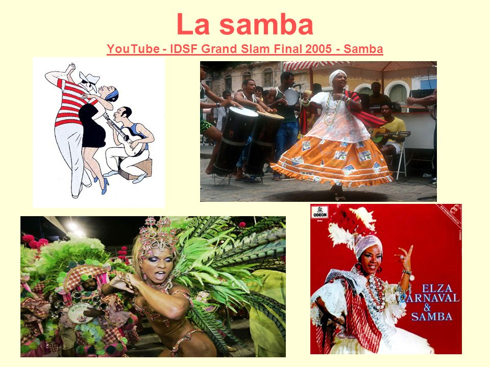 La samba YouTube - IDSF Grand Slam Final 2005 - Samba