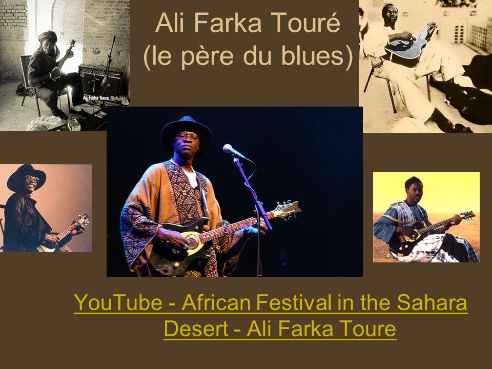 Ali Farka Touré (le père du blues)