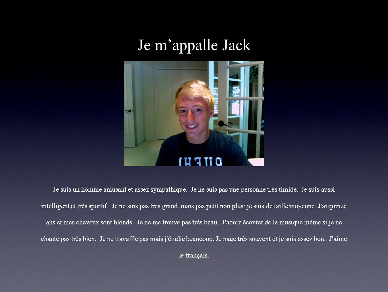 Je m'appalle Jack