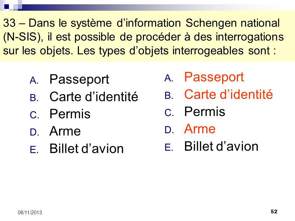Passeport Passeport Carte d'identité Carte d'identité Permis Permis