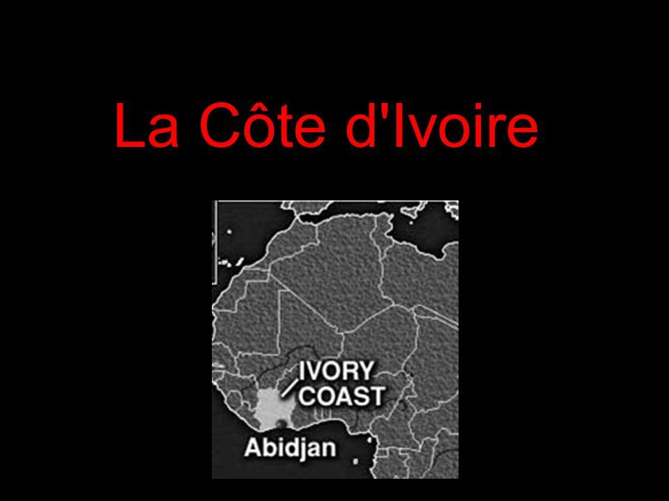 La Côte d Ivoire
