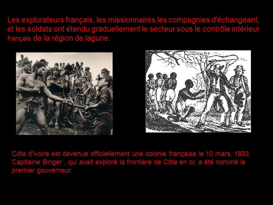 Les explorateurs français, les missionnaires,les compagnies d échangeant,