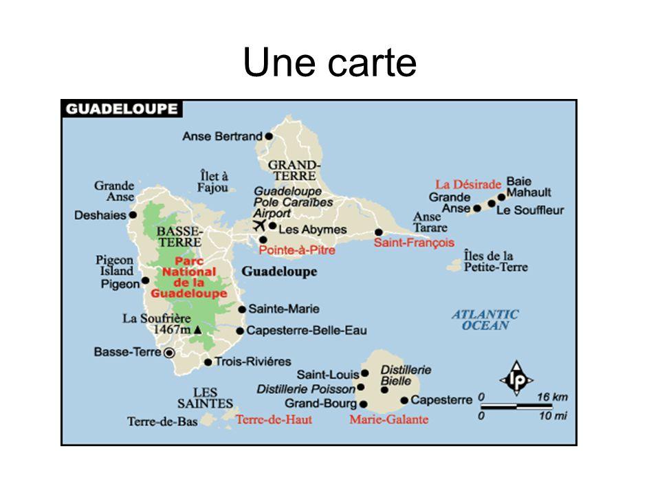Une carte