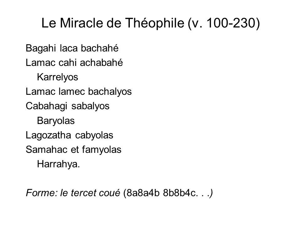 Le Miracle de Théophile (v. 100-230)