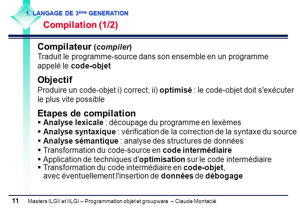 Compilateur (compiler)