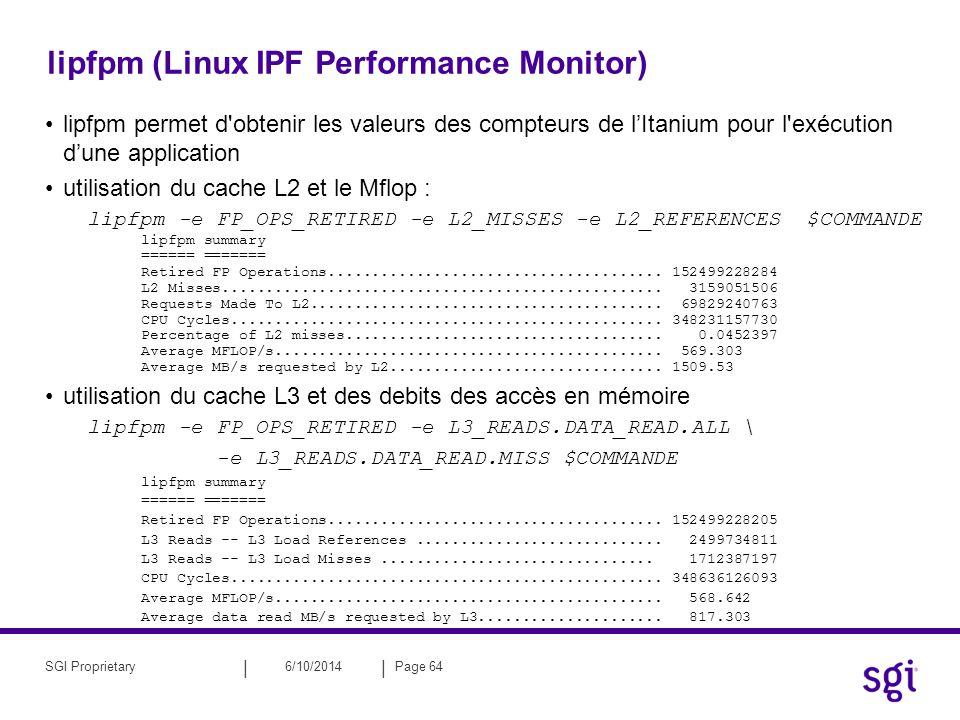 lipfpm (Linux IPF Performance Monitor)