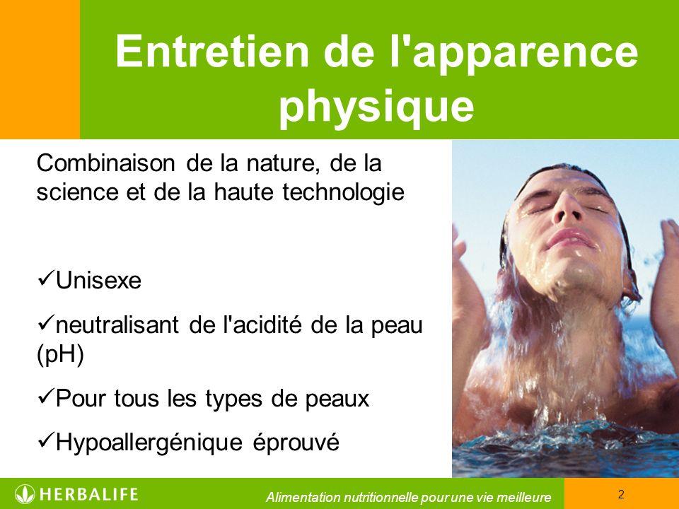 Entretien de l apparence physique