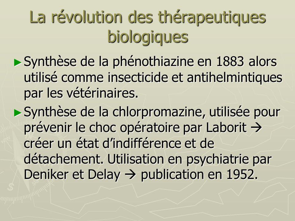La révolution des thérapeutiques biologiques