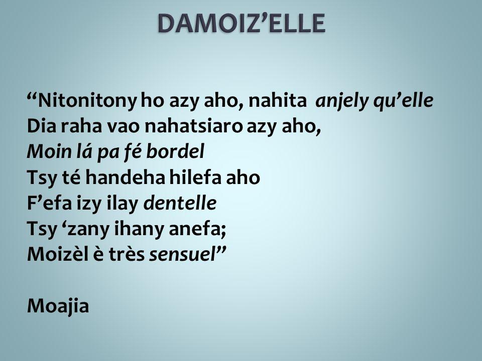 DAMOIZ'ELLE