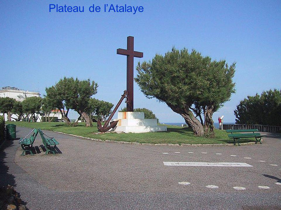 Plateau de l'Atalaye