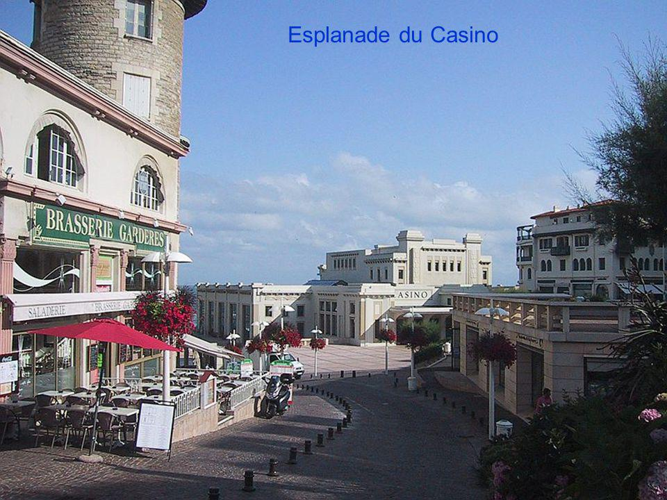 Esplanade du Casino