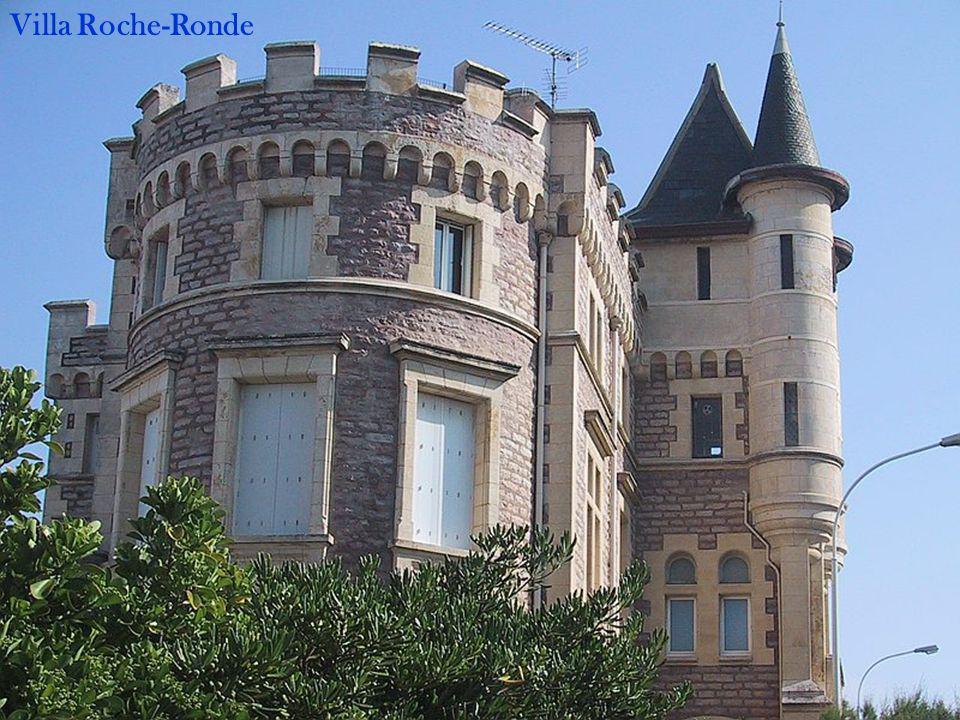 Villa Roche-Ronde