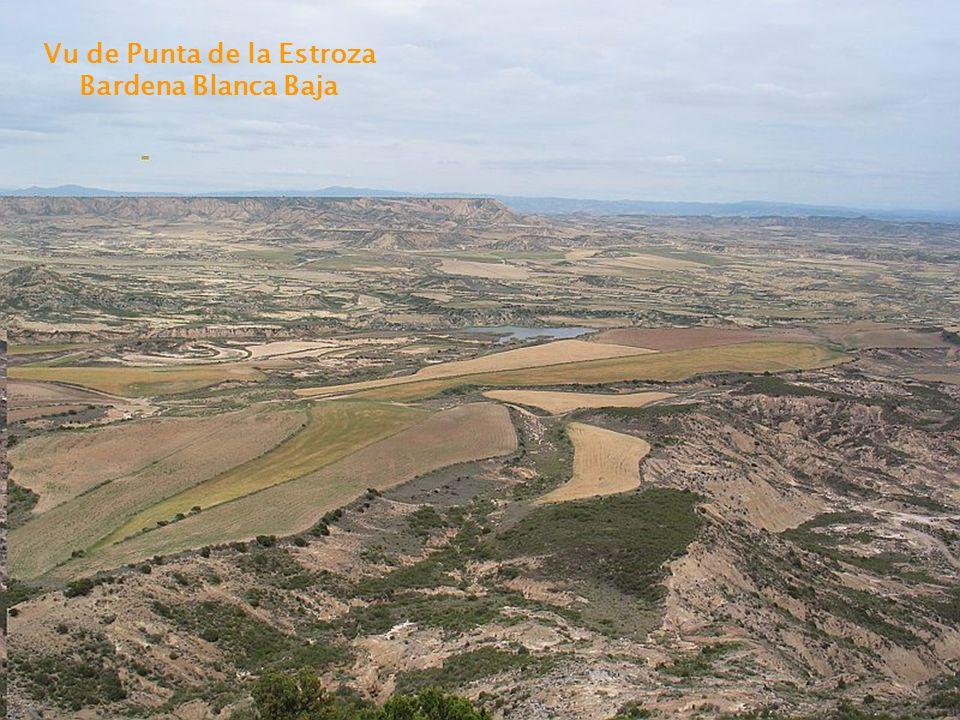 Vu de Punta de la Estroza