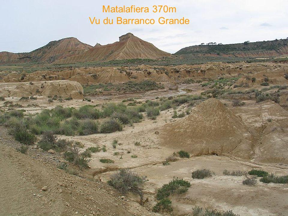 Matalafiera 370m Vu du Barranco Grande
