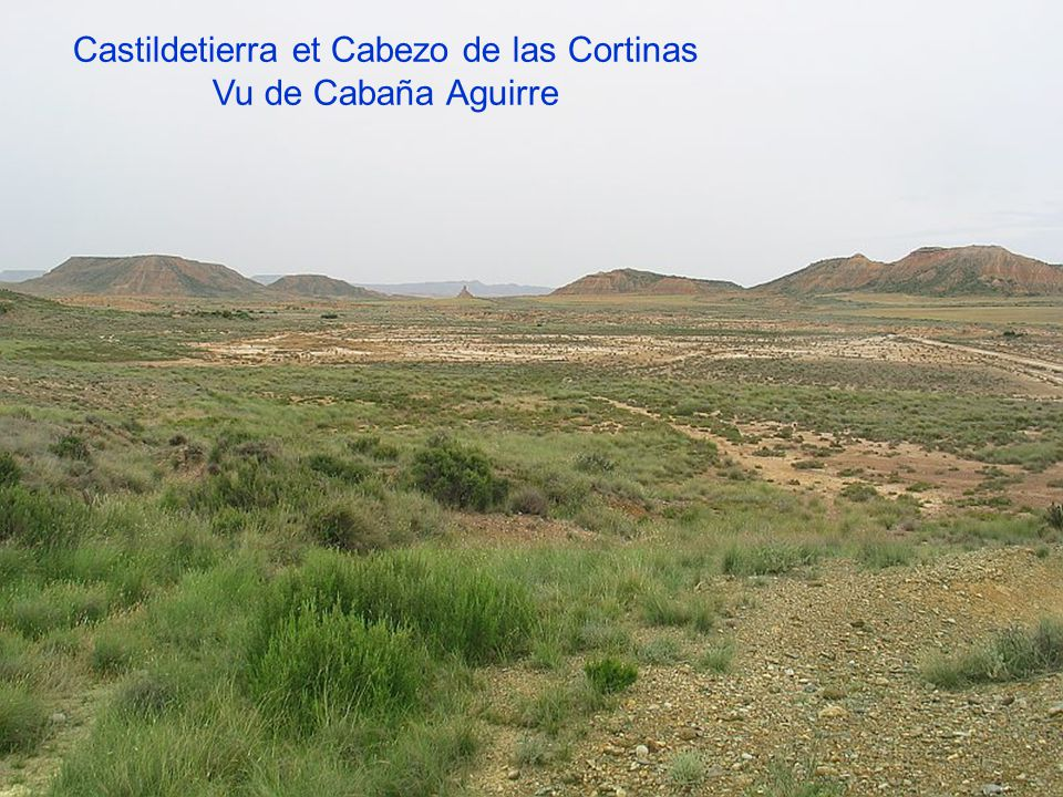 Castildetierra et Cabezo de las Cortinas