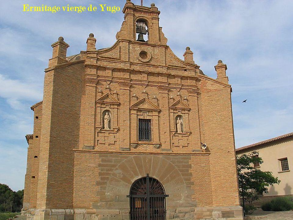 Ermitage vierge de Yugo