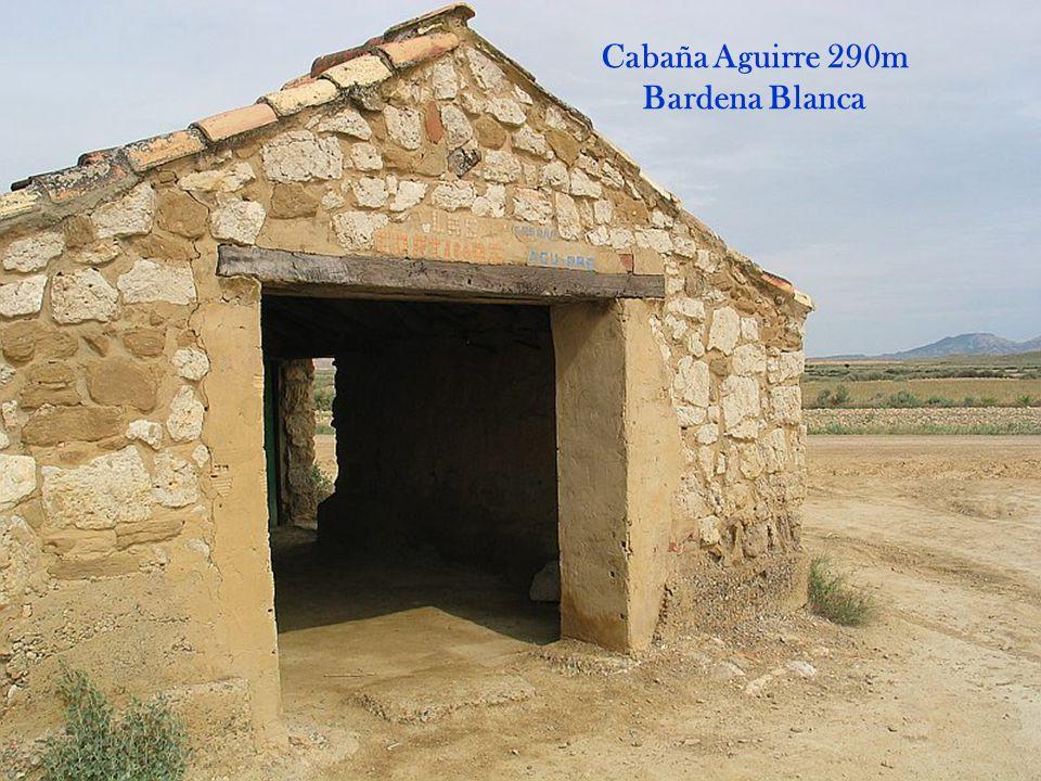 Cabaña Aguirre 290m Bardena Blanca