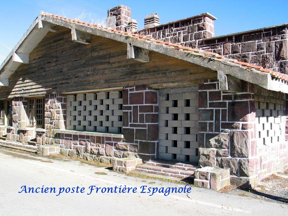 Ancien poste Frontière Espagnole