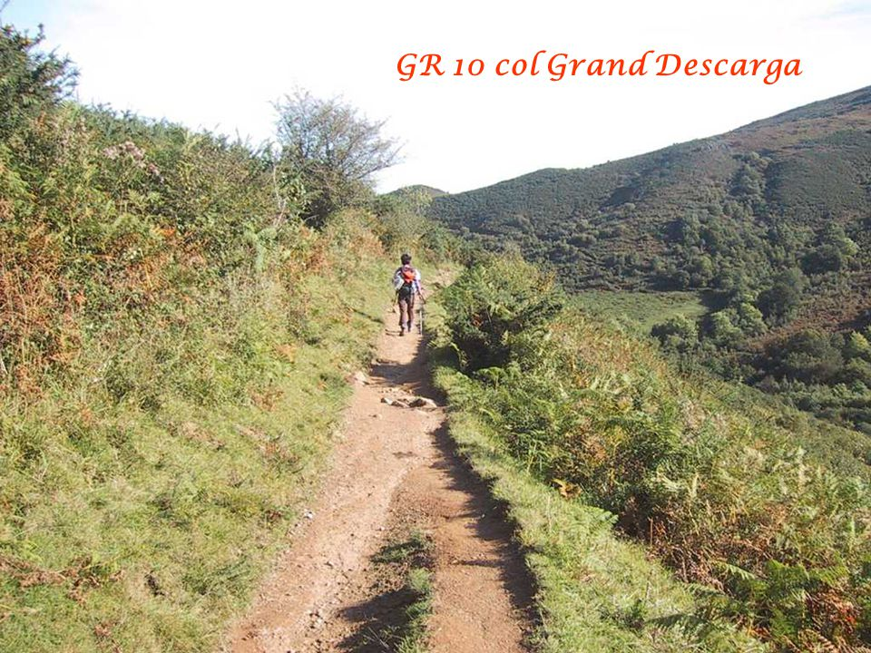 GR 10 col Grand Descarga