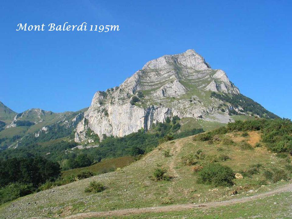 Zorionak Mont Balerdi 1195m