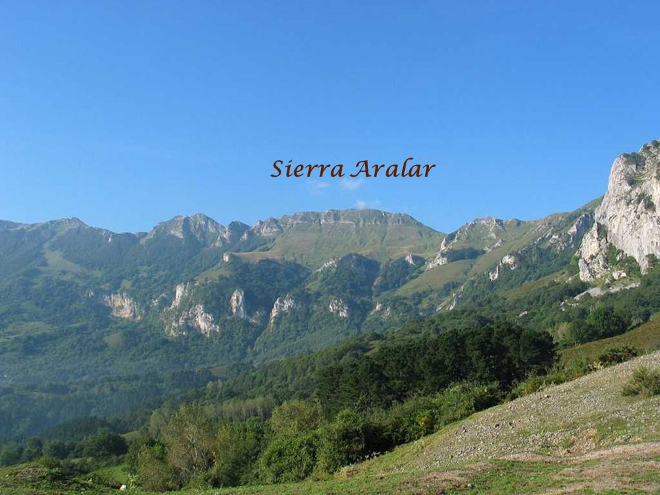 Sierra Aralar