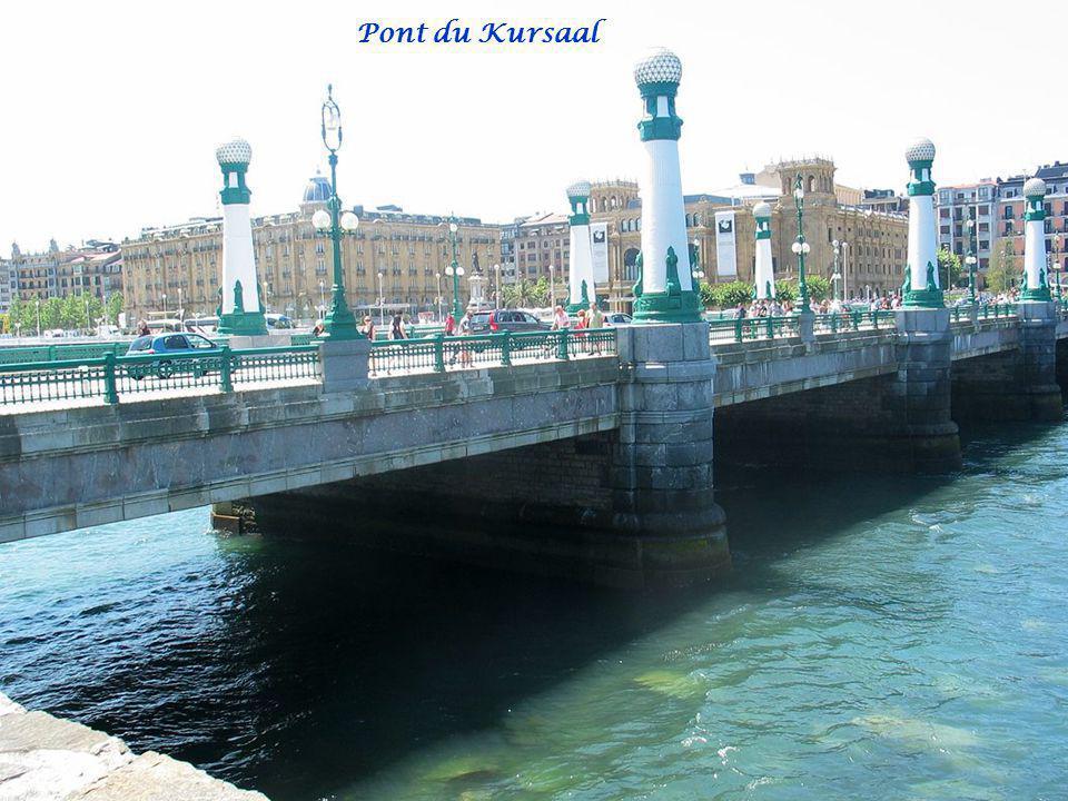 Pont du Kursaal