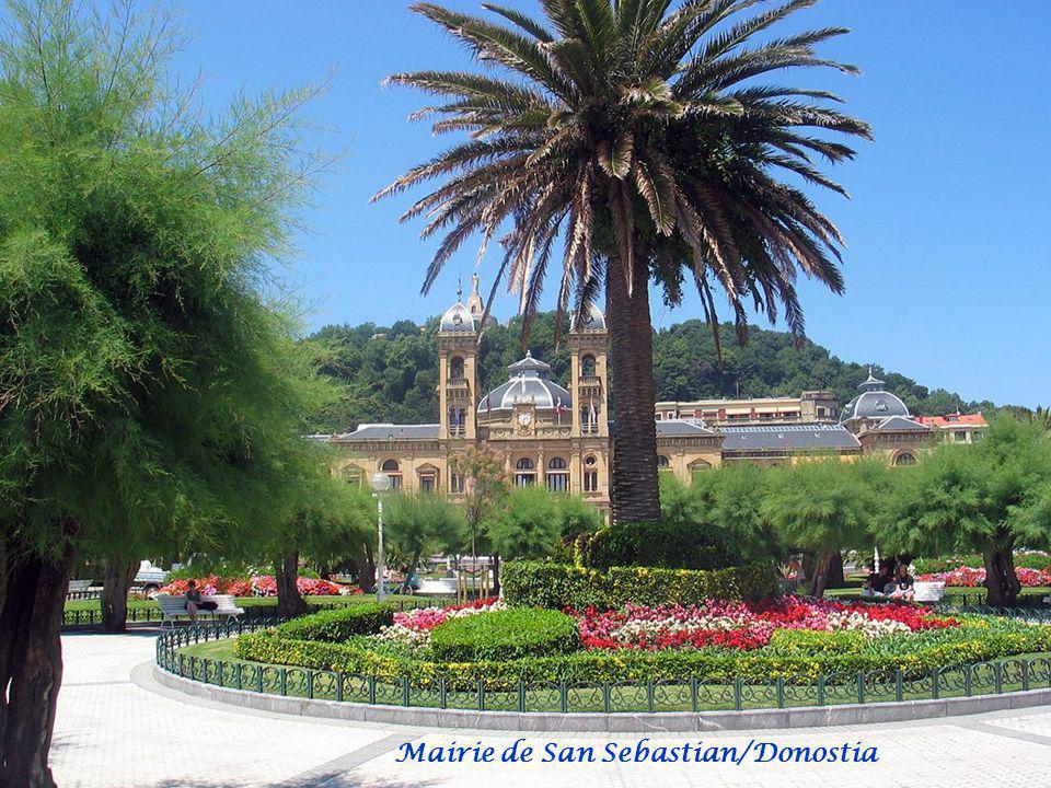 Mairie de San Sebastian/Donostia