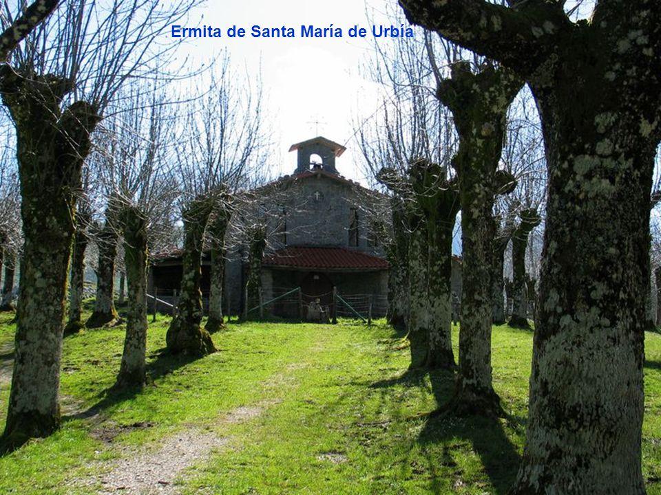 Ermita de Santa María de Urbía