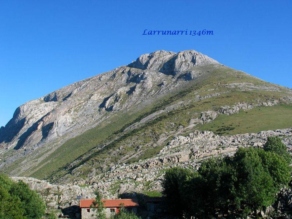 Larrunarri 1346m