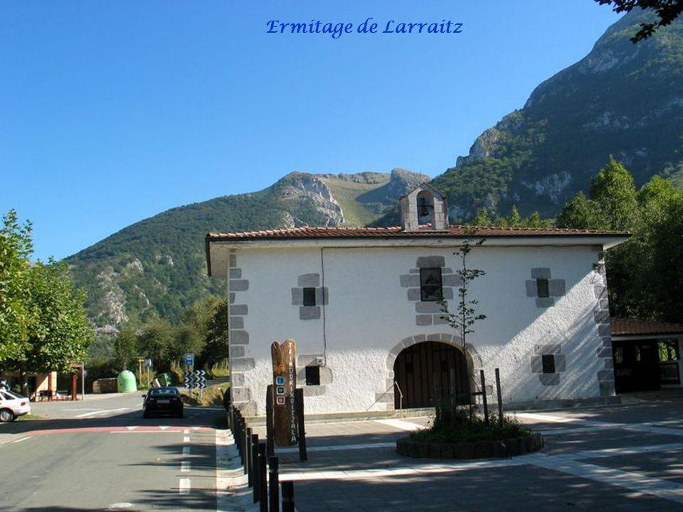 Ermitage de Larraitz