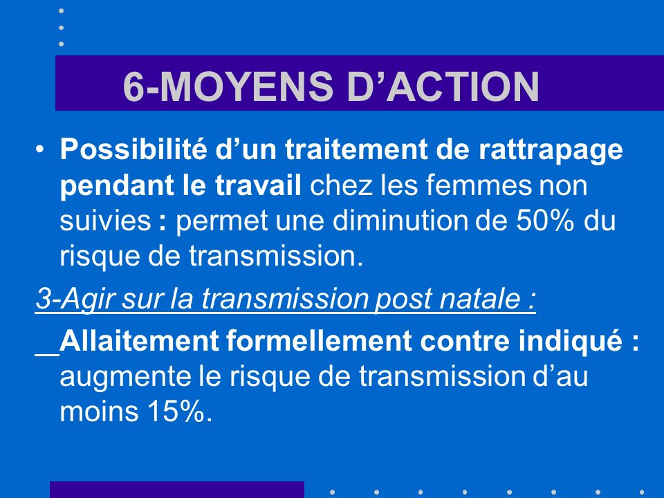 6-MOYENS D'ACTION
