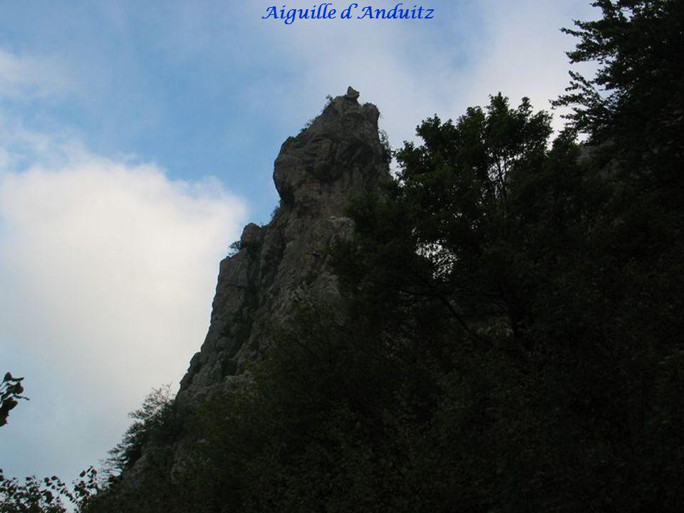 Aiguille d'Anduitz