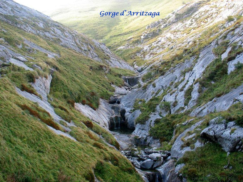 Gorge d'Arritzaga