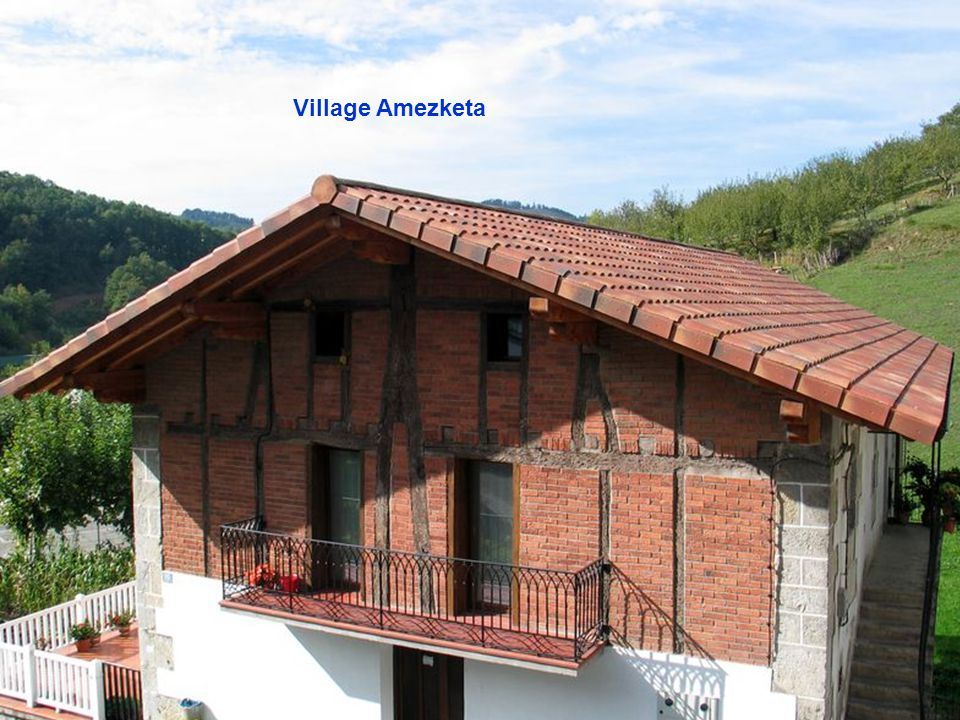 Village Amezketa