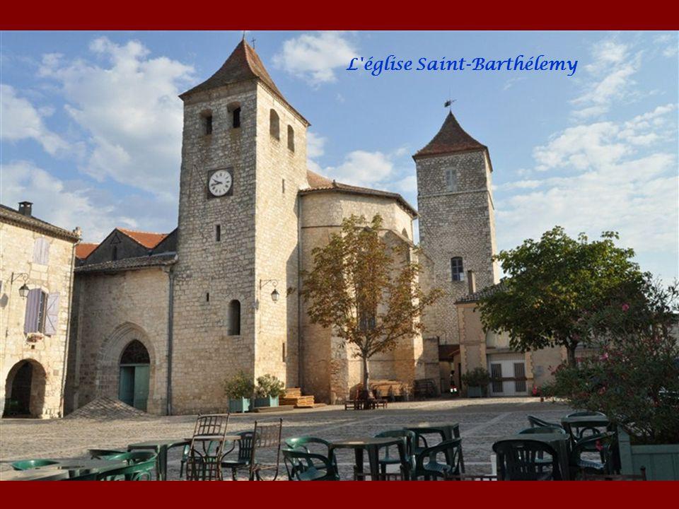 L église Saint-Barthélemy