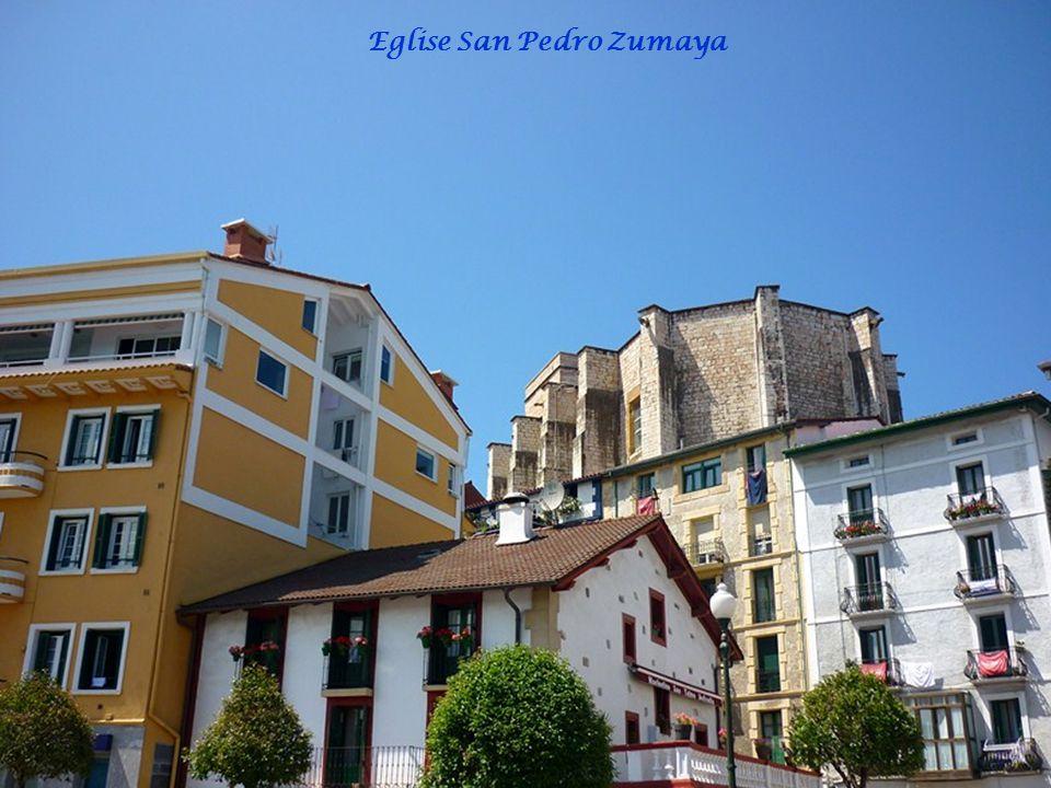 Eglise San Pedro Zumaya