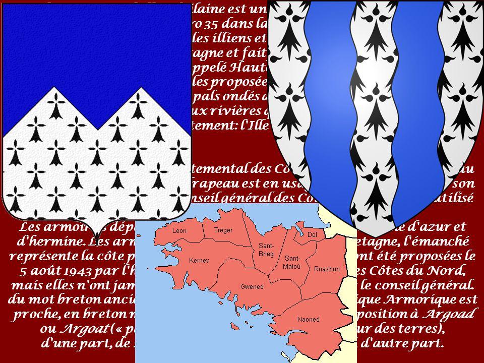 aussi appelé Haute-Bretagne.