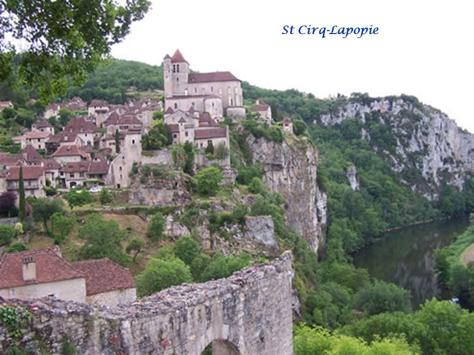 St Cirq-Lapopie