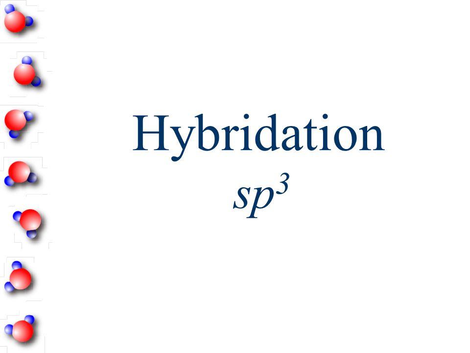 Hybridation sp3